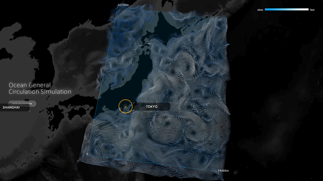 Ocean Current Visualization